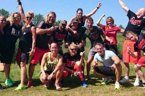 Gladiator Bootcamp Training (open inschrijving!)